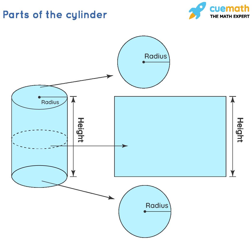 Base Area of Cylinder