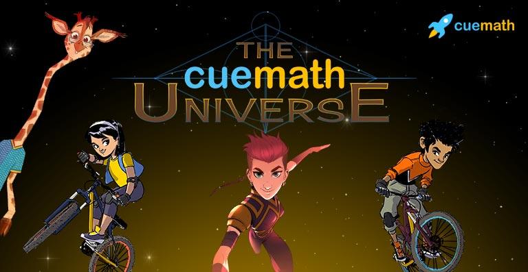 the cuemath universe