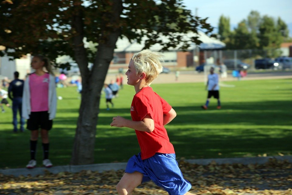 physical exercise for ADHD children