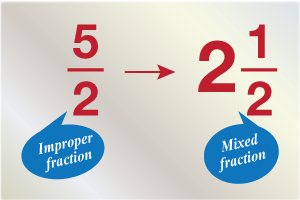 Mixed Fractions 2