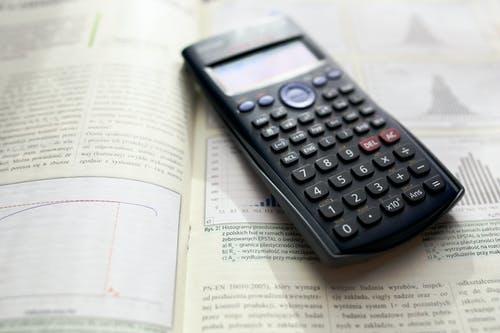 Calculator and math book: helping children learn mathematics