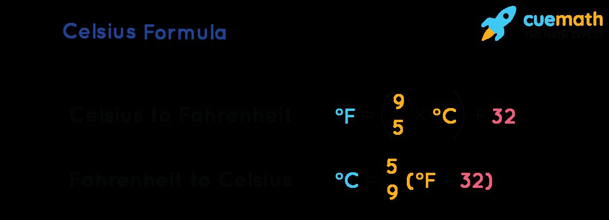 Celsius Formula