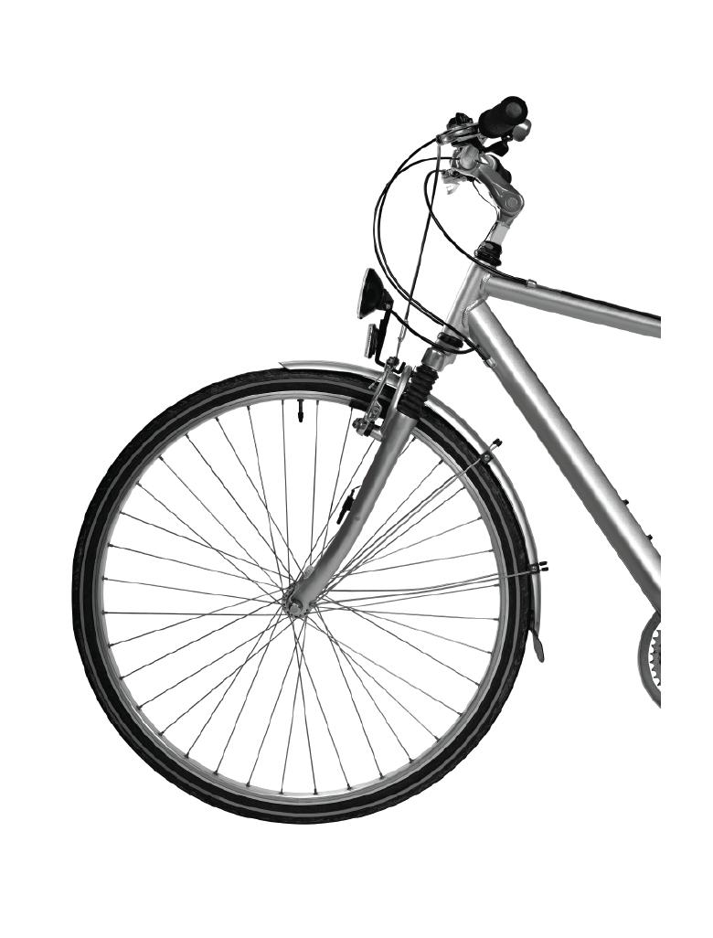 A cycle wheel