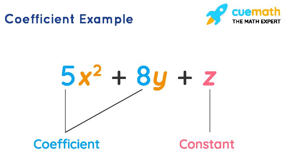 Coefficient Example