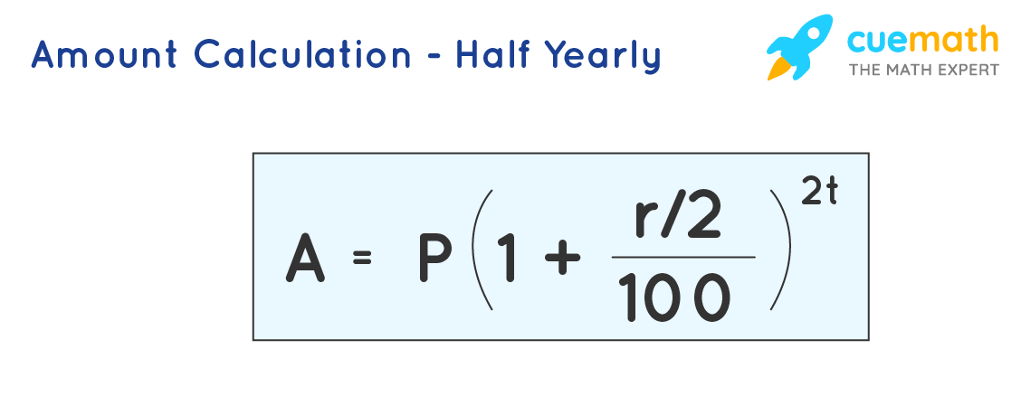 Amount Calculation - Half Yearly