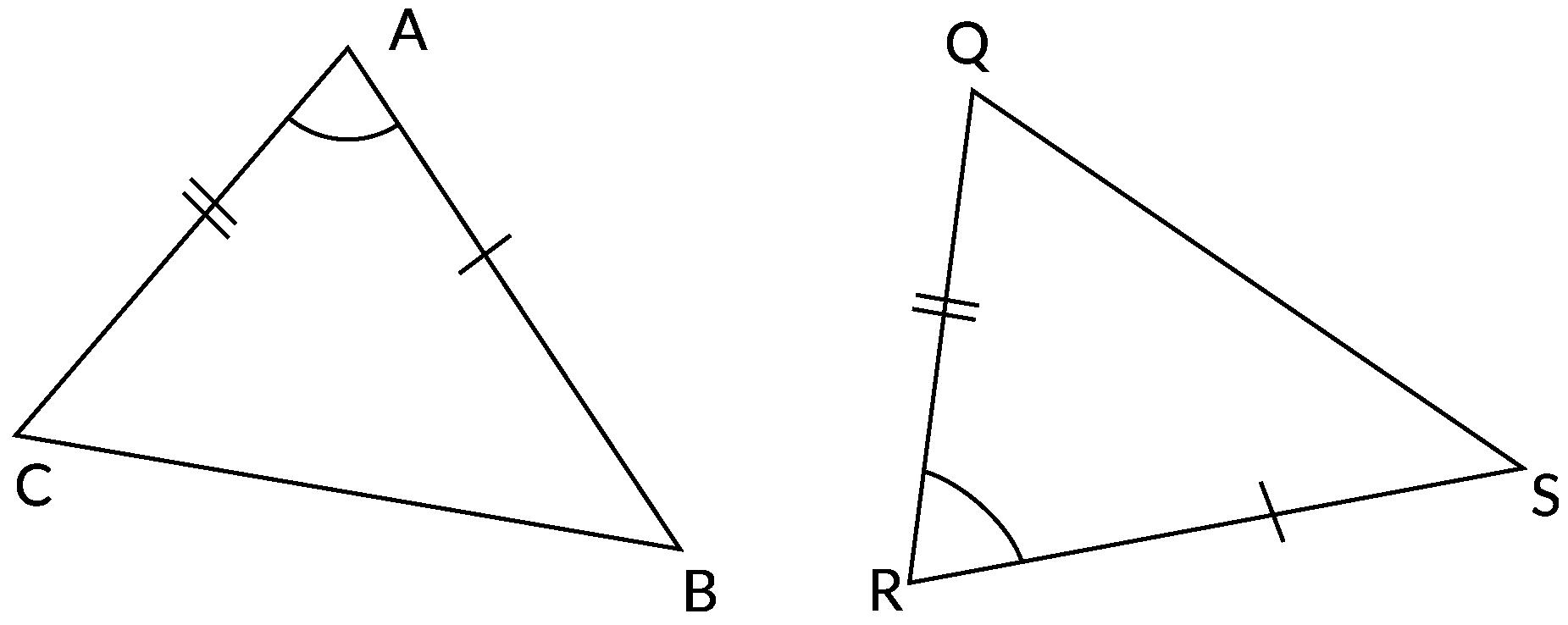 SAS Postulate (side angle side)