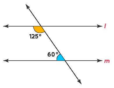 Consecutive Interior Angles Example 1