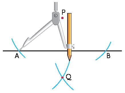perpendicular construction step - 2