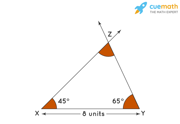construction of an acute angled triangle