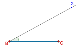 Line, angle and ray