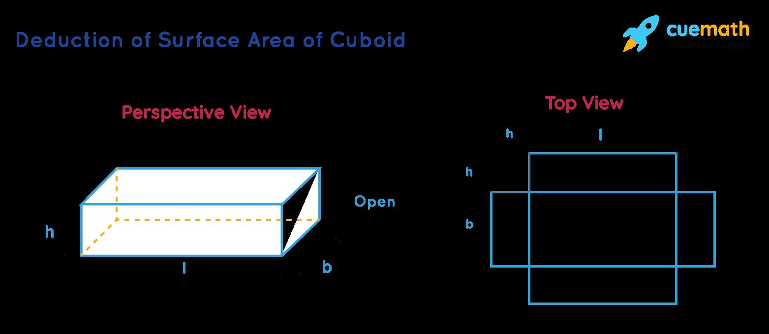 Cuboid Surface Area Deduction