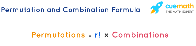 Difference Between Permutations and Combinations Formula