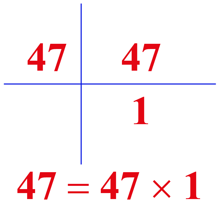 Is 47 a prime number