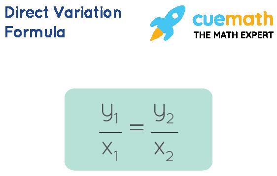 Direct Variation Formula