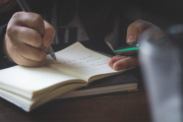 Exam review: Writing as as a revision techniques