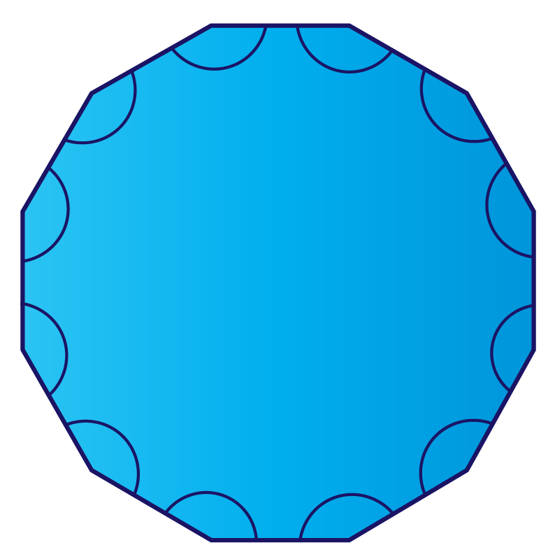 Dodecagon - Definition, Facts & Examples - Cuemath