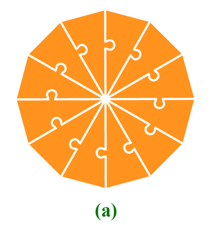 Example of a Dodecagon