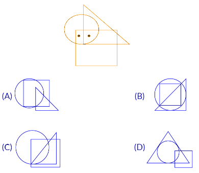 dot figure triangle circle