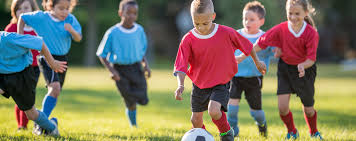 Importance of playing sports for children