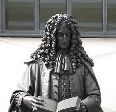 Statue of Gottfried Wilhelm Leibniz