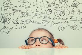 kid fearing math