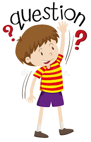 child asking questions