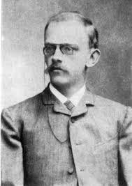 Early photograph of David Hilbert