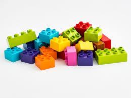 LEGOS playing blocks