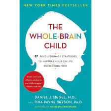 Whole Brain child book cover