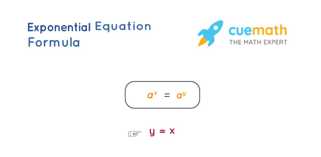 Exponential Equation formula
