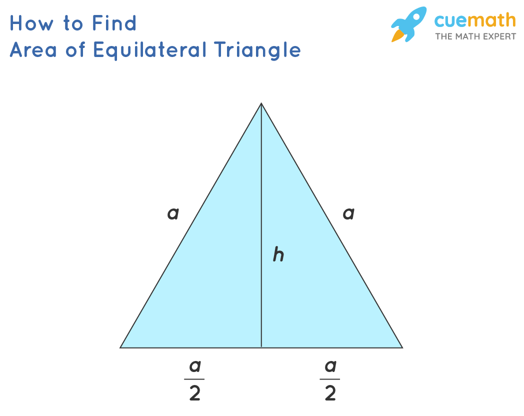 how to find area of a tringle