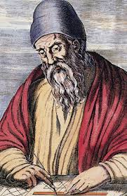 Euclid - The father of geometry and founder of Euclidean geometry