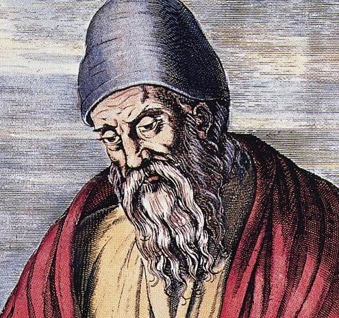 Famous mathematician: Euclid