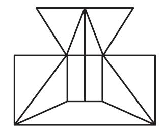 Minimum number of straight lines