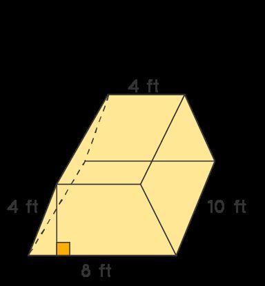 Example on Trapezoidal Prism