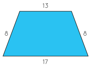 Example of a trapezoid