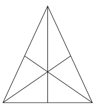 number of triangles