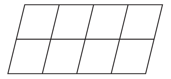 number of parallelograms