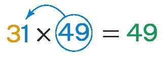 Long Multiplication Horizontal Method