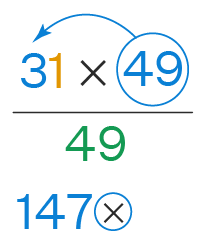 Example of Long Multiplication