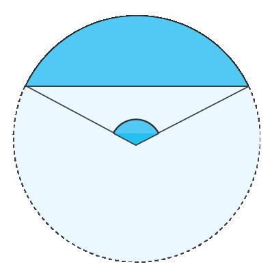 Segment of Circle Example