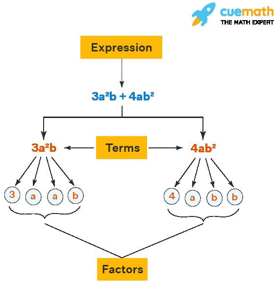 Factorization of Algebraic Expressions