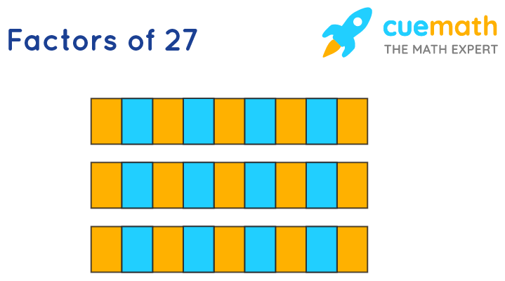 Factorization of 27