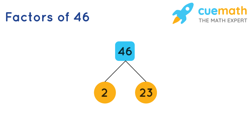 Factors of 46
