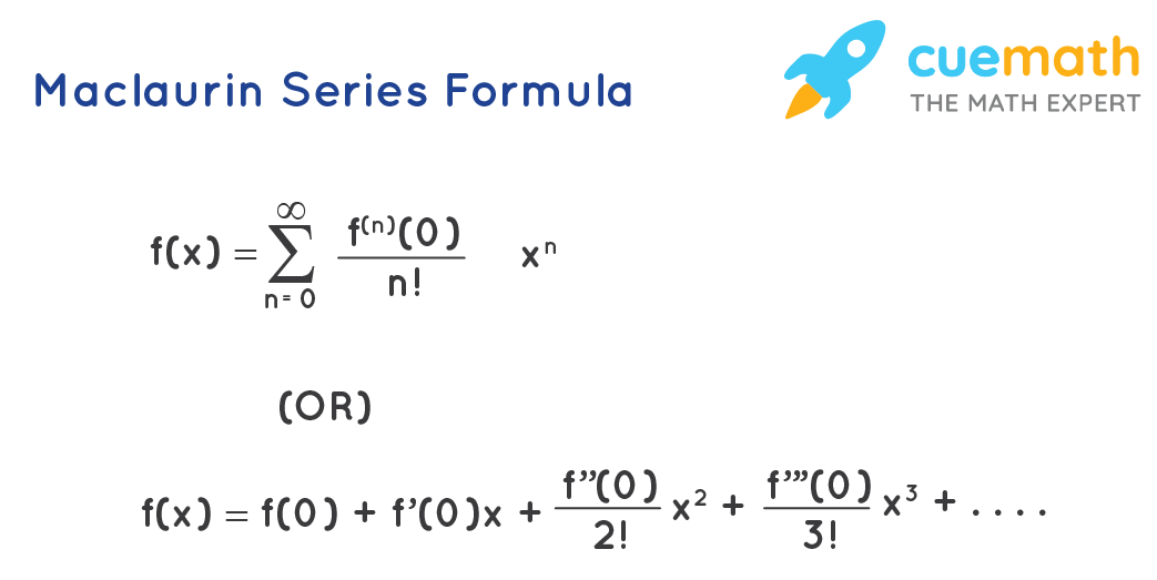 Maclaurin Series Formula