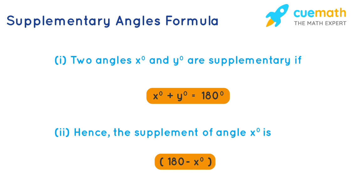 Supplementary Angles Formula