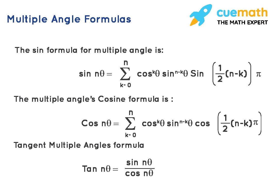 Multiple Angle Formula