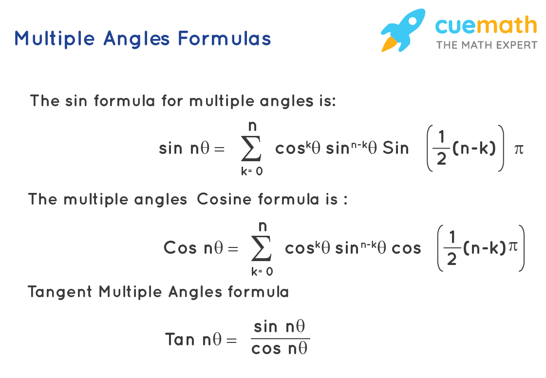 multiple angles formulas
