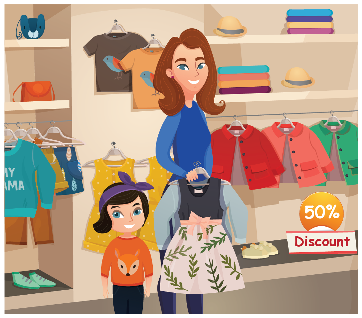 discount offer on clothes