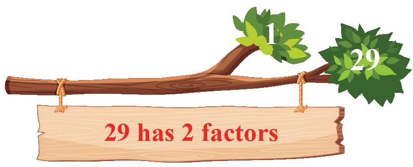 prime factors of 29